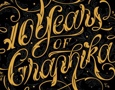 10 Years of Graphika