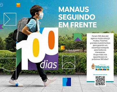 Prefeitura de Manaus - 100 Dias de Gestão
