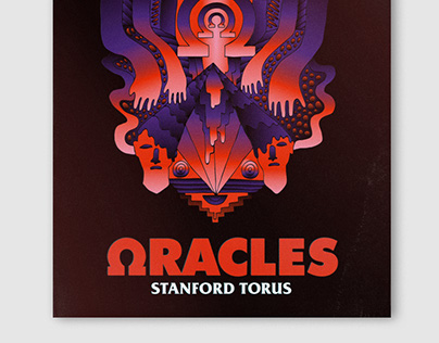 Oracles – Tourposter