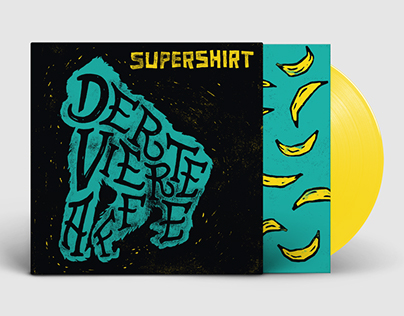 Supershirt – Der Vierte Affe | Music Artwork