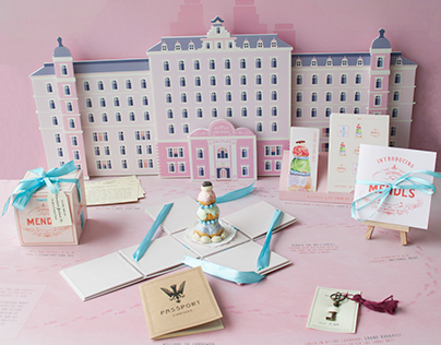 A Journey to Mendl's Patisserie