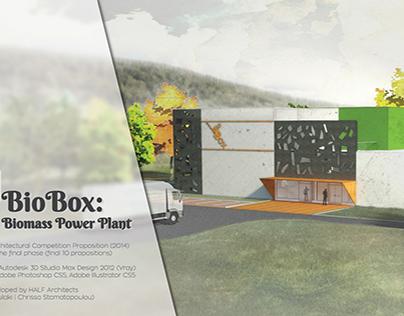BioBox: Biomass Power Plant