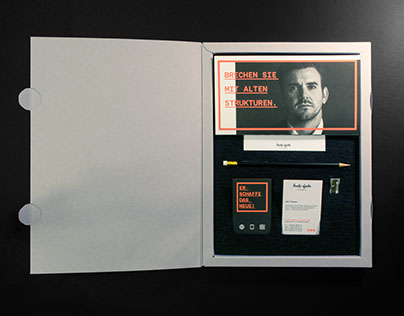 Corporate Design Kreativagentur Thomas