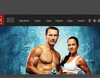 Body Motion Gym - Website