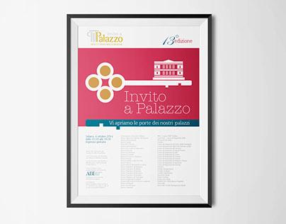 Un'immagine per Invito a Palazzo - Poster