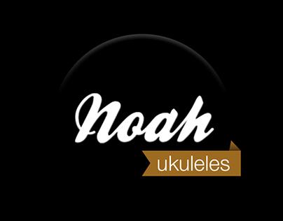 Noah Ukuleles (Printing)