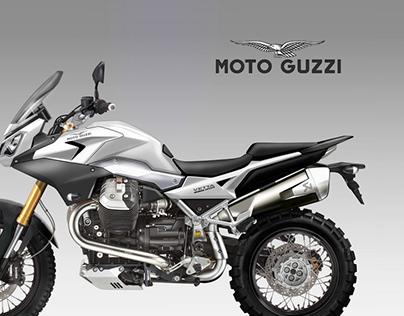 "MOTO GUZZI ""VETTA"" 1200 Global Sport"