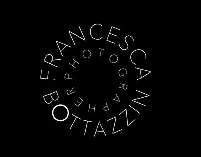 Francesca Bottazzin Photographer - Identity