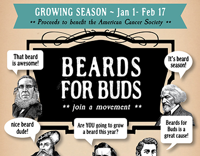 Beards for Buds 2015
