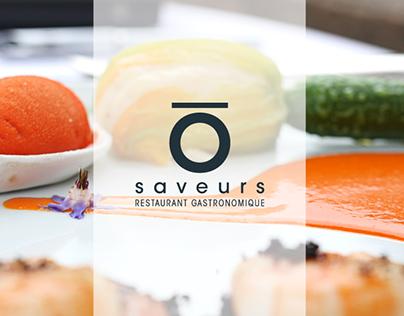 O SAVEURS Shooting - French Gastronomic Restaurant (1)