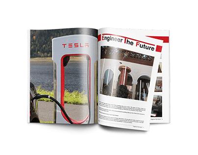 Layout - Engineer The Future Magazine