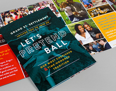 Let's Pretend Ball 2015