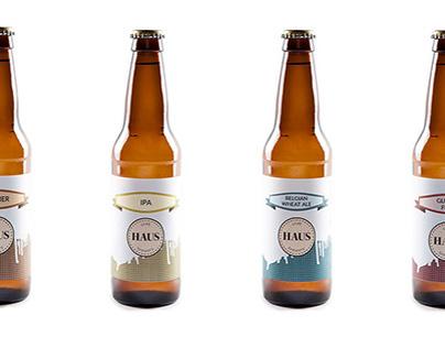 HAUS Brewery (conceptual)