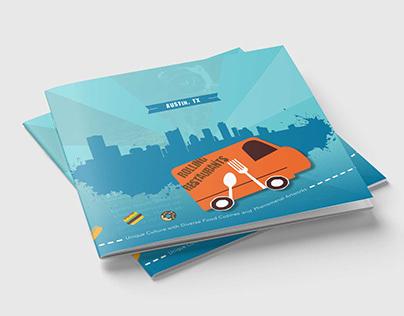 Print | FoodTruck Brochure