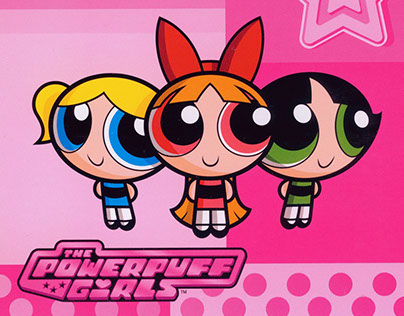 Power Puff Girls Style Guide