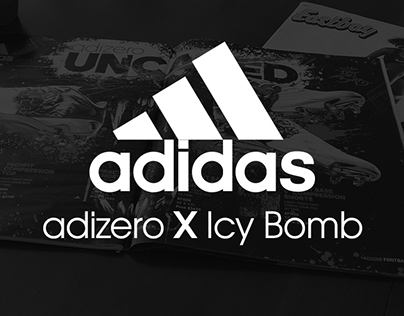ADIDAS. adizero X Icy Bomb