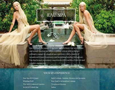 EAU Palm Beach Luxury Resort