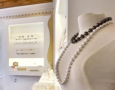 Jewelry store design