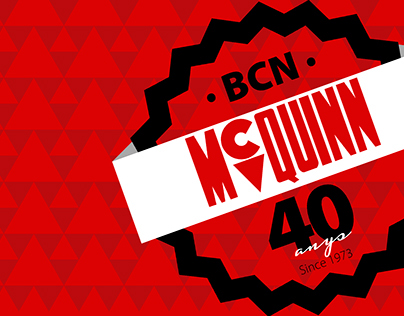 McQuinn - Imatge aniversari 40 anys