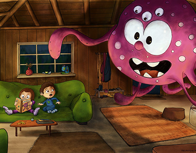 Monster in the Cabin
