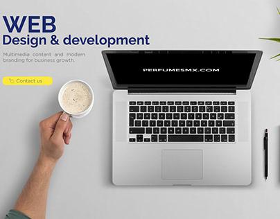 WEB DESIGN & DEELOPMENT