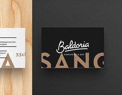Baldoria – Garrafeira x Bar