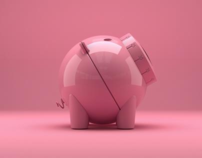 The Nosey Piggy
