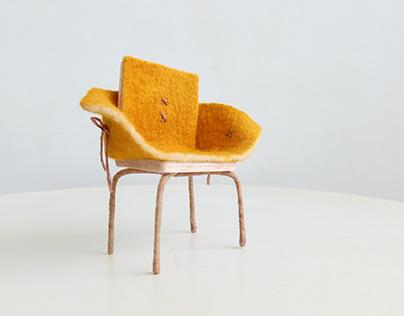 Woolen Maquette