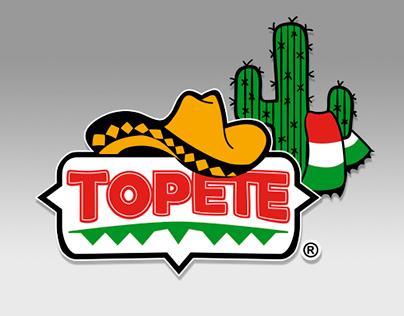 TOPETE | Logo