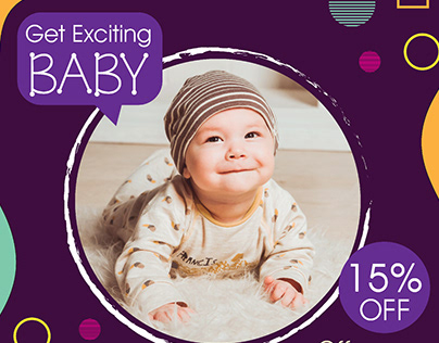 Offers Graphic Banners For Baby Photo books