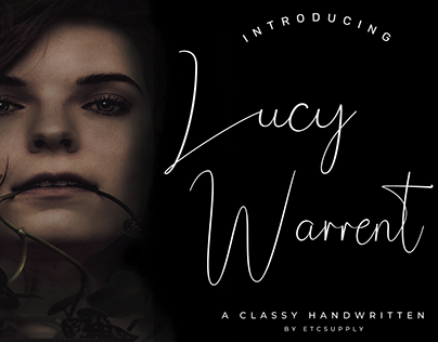 Lucy Warrent | Font