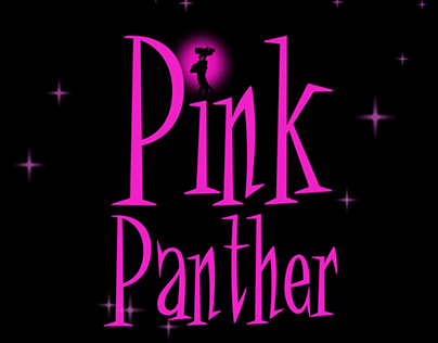 -|THE PINK PANTHER |- BY: IGNACIO GONZALEZ