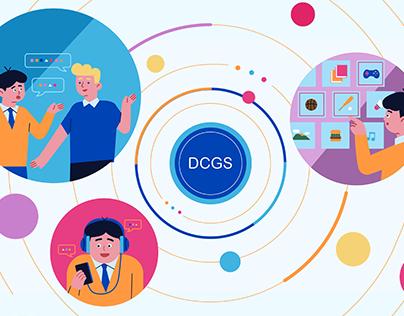 TutorABC DCGS Explainer Animation
