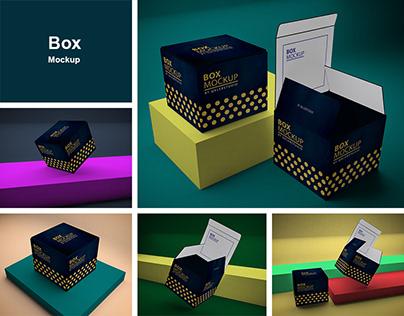 Box Mockup V.2