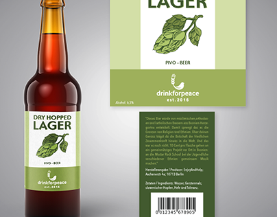 concepts for Beer labels