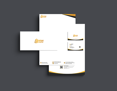 Brand Identity Design for an E-commerce Website