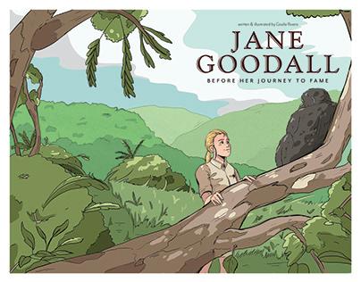 Jane Goodall | A Graphic Novel