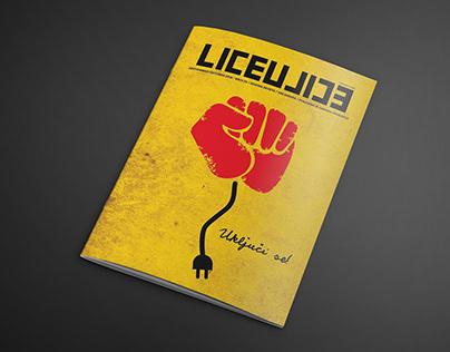 Liceulice Magazine Cover