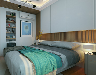 Boy Bedroom ( Interior Design)