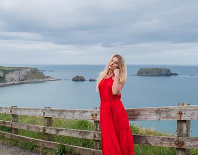 American Rose in Ireland