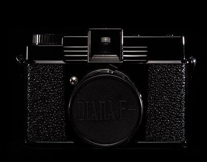 Diana F+ - Black Jack