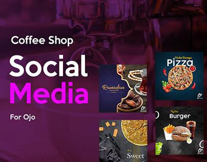 Social Media For Ojo Coffee