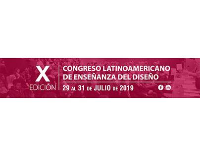 Congreso Latinoamericano de Enseñanza del Diseño/2019