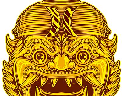 Hurley - Khon Mask