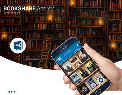 Book Share App For Android