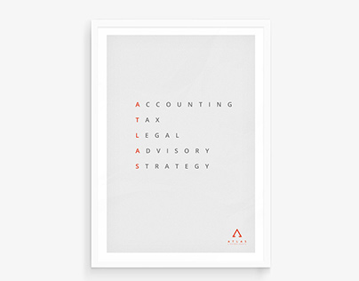 Atlas Partners - branding & website design