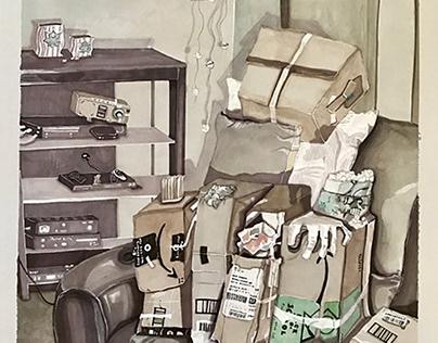 Cardboard Series