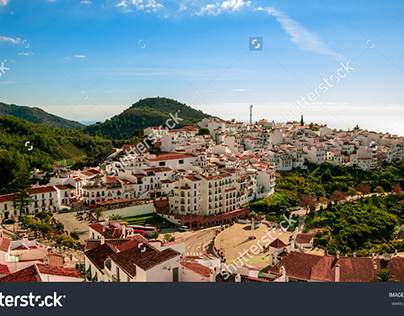 Malaga, Spain - Stock Photos