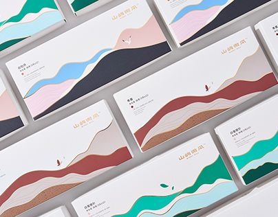 Fuding White Tea Brand Design