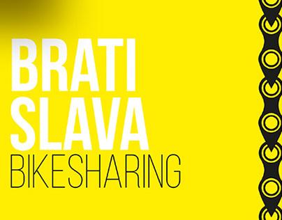Bikesharing Bratislava